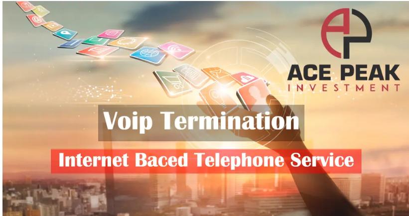 Wholesale Voice Termination | Ace Peak Investment
