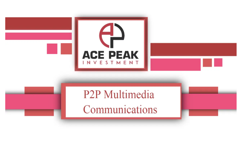 P2P Multimedia Communications led by Jingle - Ace Peak Investment