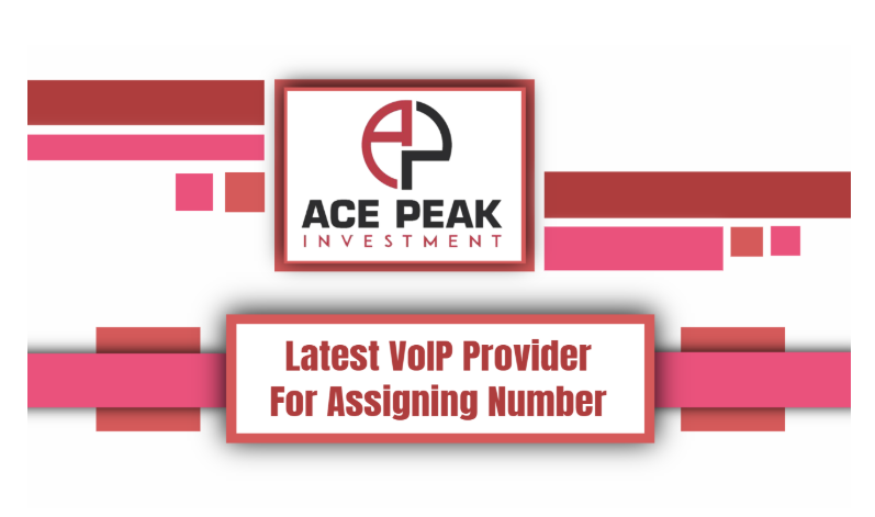 Unified Communications by a VoIP Codec Plan - Ace Peak Investment
