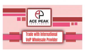 International VoIP Wholesale Provider - Ace Peak Investment