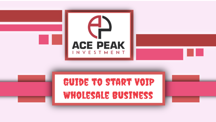 Guide to Start VoIP Wholesale Business - Ace Peak Investment