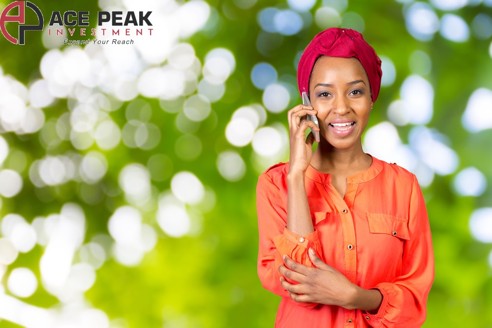 Banks Financial Services Call Center Software - Ace Peak Investment
